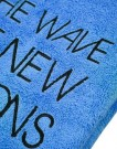 Mad Wave Towel Wave 70 x 140 cm - Blue thumbnail