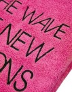 Mad Wave Towel Wave 70 x 140 cm - Pink thumbnail