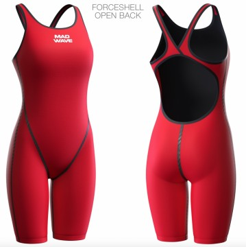 Forceshell Women open back red