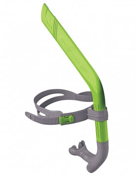 Mad Wave - Snorkel Pro, Junior, Green