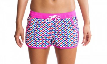 Ladies Boardshort Seperates Zag Ziggler