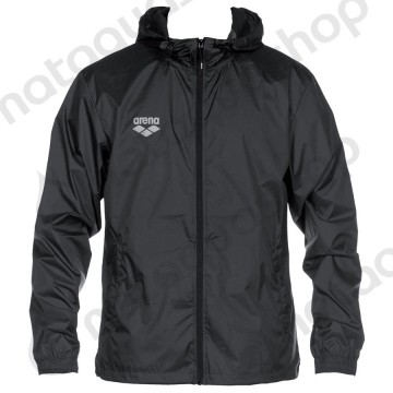 Arena Windbreaker TL Jacket - black, unisex
