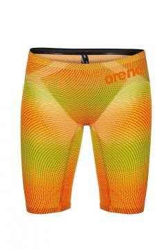 Arena Carbon Air 2 Jammer - Lime-Orange