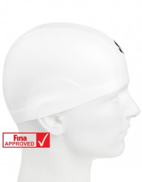 Mad Wave - R-cap White