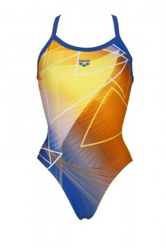 Arena Firelight Light Drop One Piece L Royal-Multi