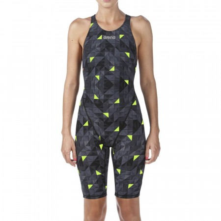 ARENA - Powerskin ST 2.0  Limited Edition knee-suit, Black/Yellow