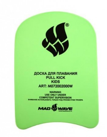 Mad Wave Kickboard Kids